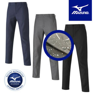 Mizuno Move Tech Winter Weight Water Repellent Golf Trousers - NEW! 2021