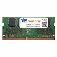 8GB RAM DDR4 passend für LG Gram 15Z980-G.AA52B SO DIMM 2400MHz Notebook-