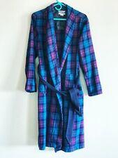 New listing Vintage Pendleton Robe Blue & Purple, Large