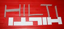 100 Stk. X-EGN 14MX 14mm Nägel HILTI für GX100 , GX 100-E , GX 120 und GX 120-ME