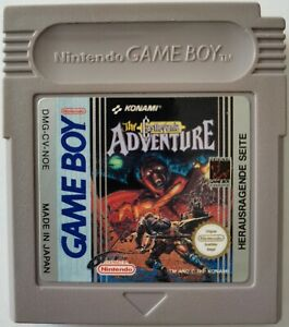 Castlevania: The Adventure für Nintendo Game Boy