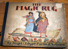 THE MAGIC RUG by Ingri & Edgar Parin d'Aulaire 1931 1st First Edition SCARCE
