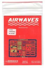 Airwaves Accessories 1:72 Me Bf-109E Photoetch Detail AW2094MMD AC7294