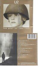 CD--U2--THE BEST OF  1980-1990