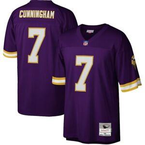 Minnesota Vikings Randall Cunningham #7 Mitchell Ness Purple 1998 Legacy Jersey