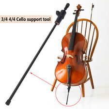 1Pc Strong Carbon Fiber Cello Endpin Instrument Accessory for 3/4&4/4 Size Cello