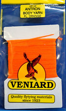 Veniard Antron Body yarn aby-05 Fluo Orange