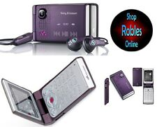 Sony Ericsson W380i Electric Purple (Ohne Simlock) 3BAND Walkman TOP OVP