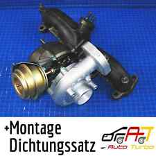 Turbolader AUDI A3 8L VW Golf IV Sharan 1.9 TDI ASZ 96 kW 130 PS original 716860