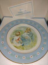 Vintage Avon Commemorative Plate Tenderness Made In Spain