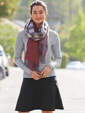 ATHLETA Ponte Skirt, NWT,  Size 4, Black, Retail $69, Current Season