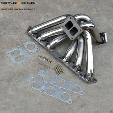FOR Lexus IS300 GS300 2JZGE 2JZ-GE Turbo Exhaust Manifold T4 Flange NEW 1ST
