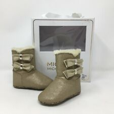 Michael Kors Baby Joan Boots Size 2