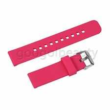 22mm Silicone Watch Band Watchband Strap for Motorola MOTO 360 Smart Watch GB