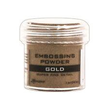 Ranger - Embossing Powder 1oz Jar Super Fine Gold