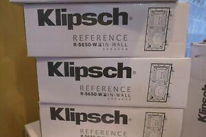 KLIPSCH R5650W-II in-wall speaker