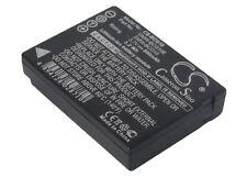 Li-ion Battery for Panasonic Lumix DMC-ZR3R Lumix DMC-TZ7EG-K Lumix DMC-ZS10R