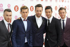 The Overtones Poster Picture Photo Print A2 A3 A4 7X5 6X4