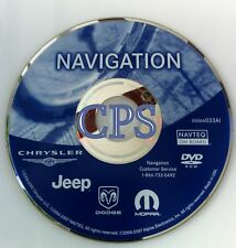 2010 Update 2004 2005 2006 2007 Town Country 300C PT Cruiser Navigation DVD Disc
