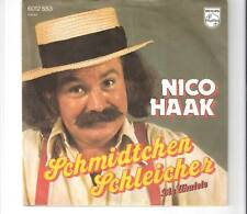 NICO HAAK - Schmidtchen Schleicher              ***Aut - Press***