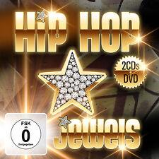 CD DVD Hip Hop Jewels Various Artists  2CD+DVD  Sugarhill Gang, Kurtis Blow