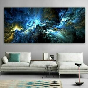 Cloud Abstract Canvas Painting Wall Picture Canvas Wall Art Print Art Home Decor