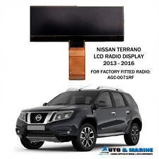 NISSAN TERRANO LCD DISPLAY SCREEN DAEWOO RADIO AGC-0070 AGC-0071 2013 - 2016 NEW