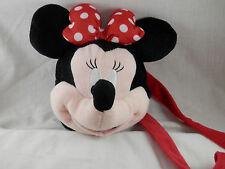 """Disney Minnie Mouse Shoulder bag purse 9"""" Minnie Mouse Head"""