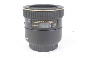 Tokina AT-X PRO 35mm f/2.8 DX MF AF Lens For Canon #J01330