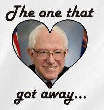 THE ONE THAT GOT AWAY - BERNIE SANDERS LOVE -Mens-Unisex T-Shirt - trump clinton
