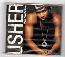 (HX127) Usher, Pop Ya Collar - 1998 CD