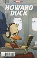 Howard the Duck #3 (Vol 5) 1:25 Variant Cover by Paolo Rivera
