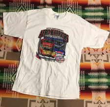 Vintage 1999 Aero Warriors Reunion Plymouth Dodge Shirt Wing Car XL NWOT MOPAR