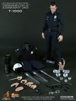 Hot Toys Mms 129 Terminator 2 – T-1000