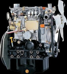 Yanmar Gas Engine 3TG Service & Parts Manual JD & Other Tractors on CD*