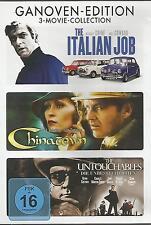 Ganoven-Edition - The Italian Job, Chinatown, The Untouchables / 3-DVD #2682