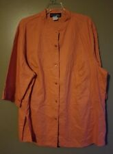 Requirements women 2X 3/4 sleeve blouse