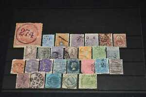 Australian States 19th Century on Stockcard, 99p Start