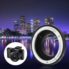 FD-NX Lens Adapter Ring for Canon FD Lens to for Samsung NX10 NX5 NX100 NX11