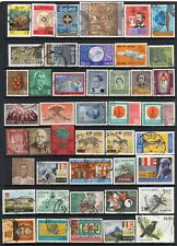 CEYLON / SRI LANKA = Selection of Fine Used stamps. Unsorted. Postmarks, etc. (a