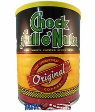 Chock Full O Nuts The Heavenly Original Ground Coffee 1.3kg Catering Size