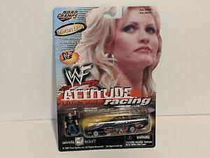 *NEW* WWF SABLE Attitude Racing 1/64 Diecast Funny Car w/ Steve Austin Figure