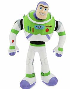 """NWT Disney Store Toy Story Buzz Lightyear Plush 17"""" WDW"""