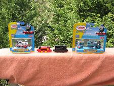 Lot of 4 ThomasTake-n-Play Ferdinand Engine, Fearless Freddie & 2 loose Misc