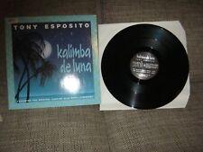 Tony Esposito-Kalimba de Luna-1992BCM12563Vinyl sehr gut-Cover gut plus