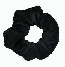 Velvet Scrunchie Hair Ties -1, 2 or 4 per Colour - Choose from 12 Colours
