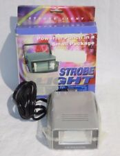 AMERICAN DJ S-81 MINI STROBE LIGHT (G108771-9 JO V-3)