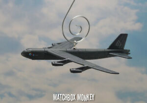 Special Delivery Stratofortress B-52G USAF Heavy Bomber Christmas Ornament B-52