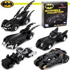 "5pcs Set DC Tomica TC Batmobile Collectible cars 7cm/2.8"" New in Box"