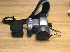 Sony Cyber-shot 5.1 MEGA PIXELS 12x Optical Zoom Lens Silver Camera -DSC H1